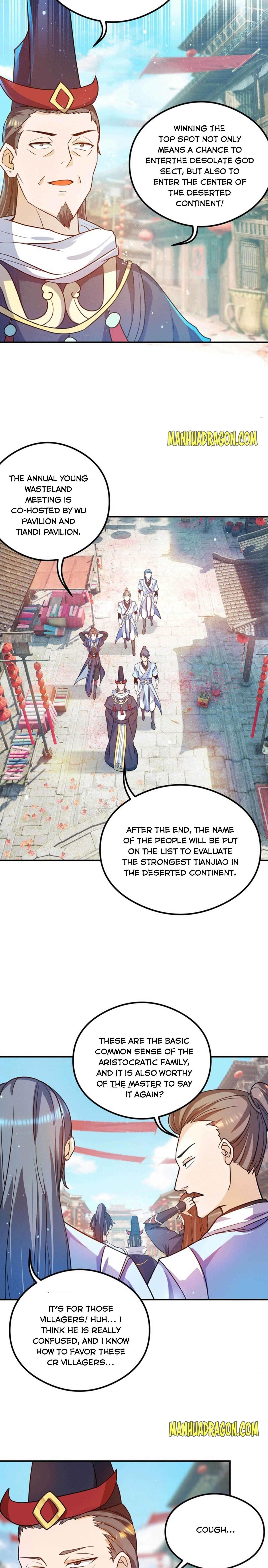 I Have Nine Female Disciples Chapter 127 page 5 - Mangakakalots.com