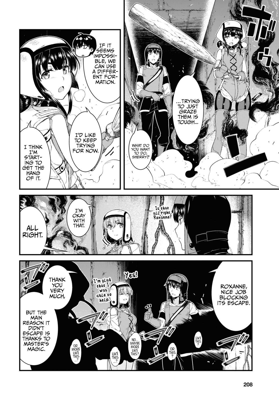 Isekai Meikyuu De Harem O Chapter 51: Master Smith (4) page 9 - Mangakakalot