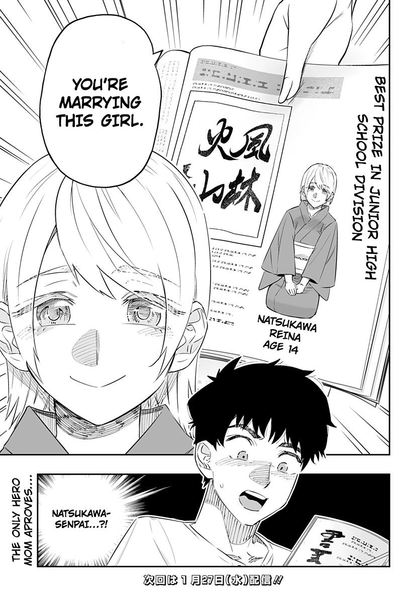 Dosanko Gyaru Is Mega Cutei Chapter 46 page 15 - Mangakakalots.com