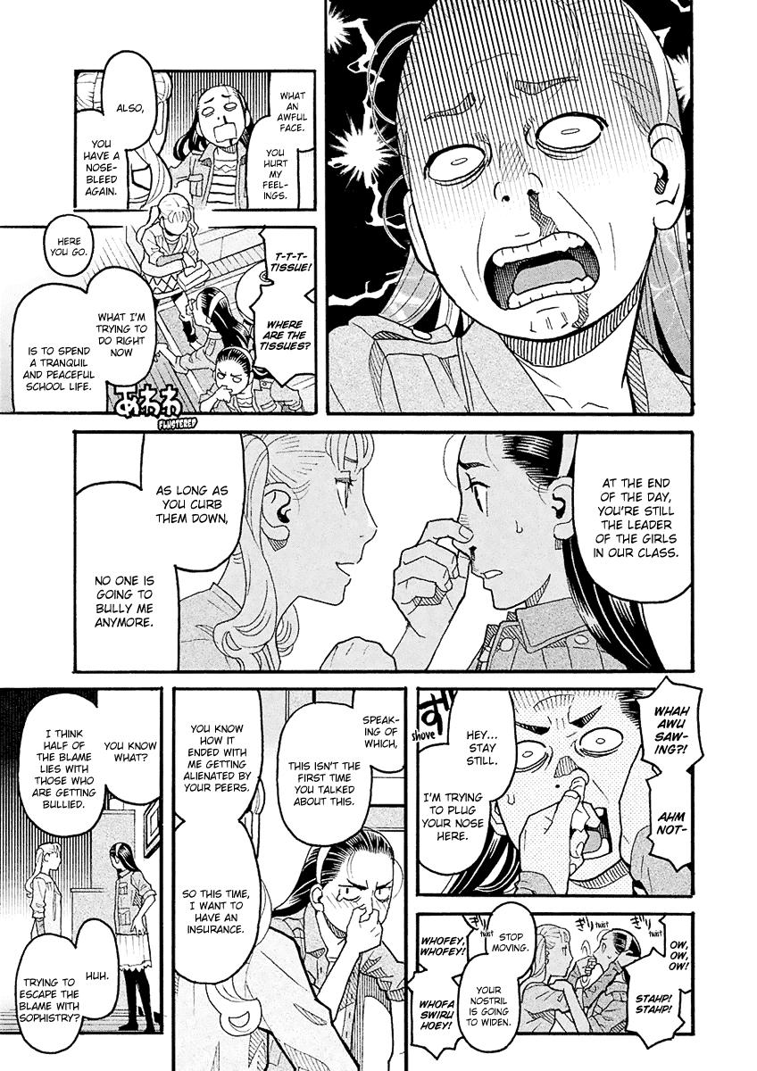 Mozuya-San Gyakujousuru Chapter 47: Mozuya-San Confesses page 19 - Mangakakalots.com