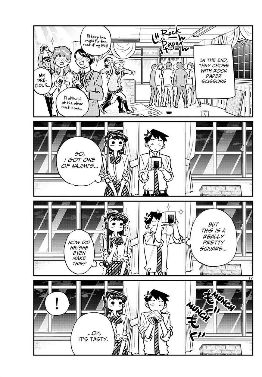 Komi-San Wa Komyushou Desu Vol.5 Chapter 66: The Day Before The Culture Festival page 4 - Mangakakalot