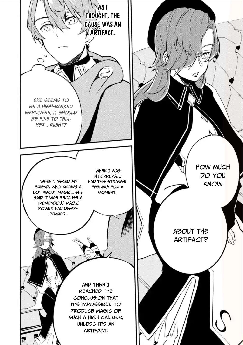 Isekai Cheat Magic Swordsman Chapter 13: I've Decided To Soak In The Hot Spring page 13 - Mangakakalots.com