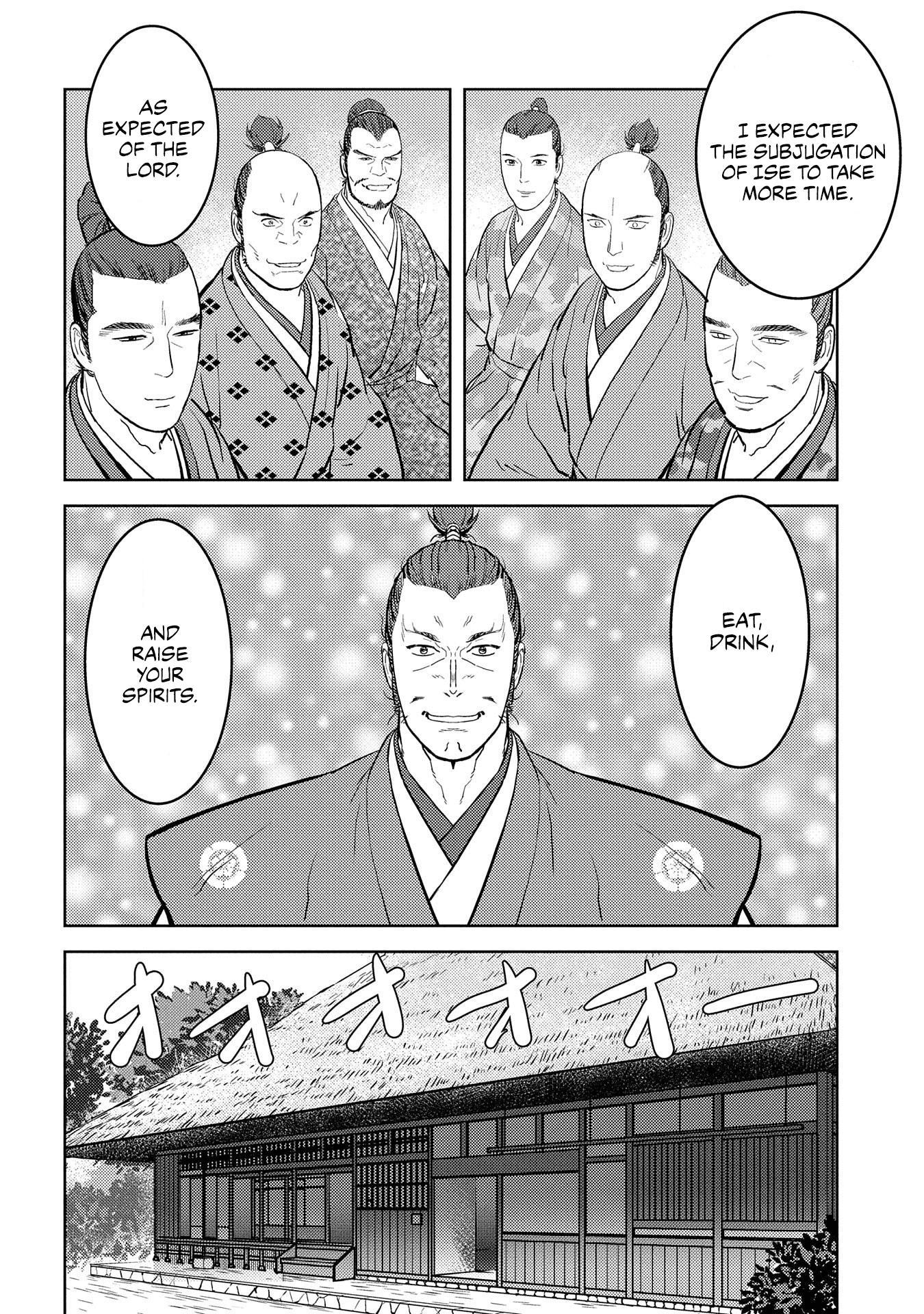 Sengoku Komachi Kurou Tan! Chapter 40 page 10 - Mangakakalots.com