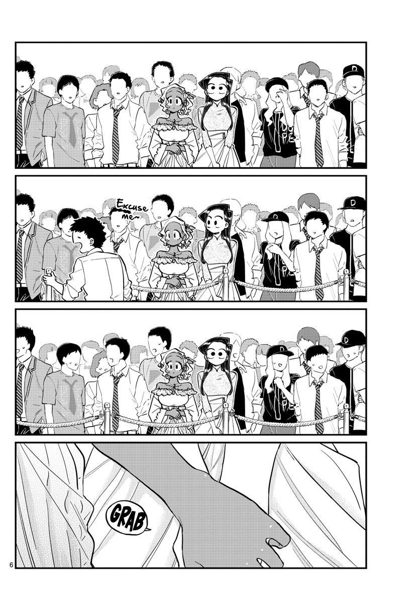 Komi-San Wa Komyushou Desu Chapter 234: The Afterparty page 6 - Mangakakalot