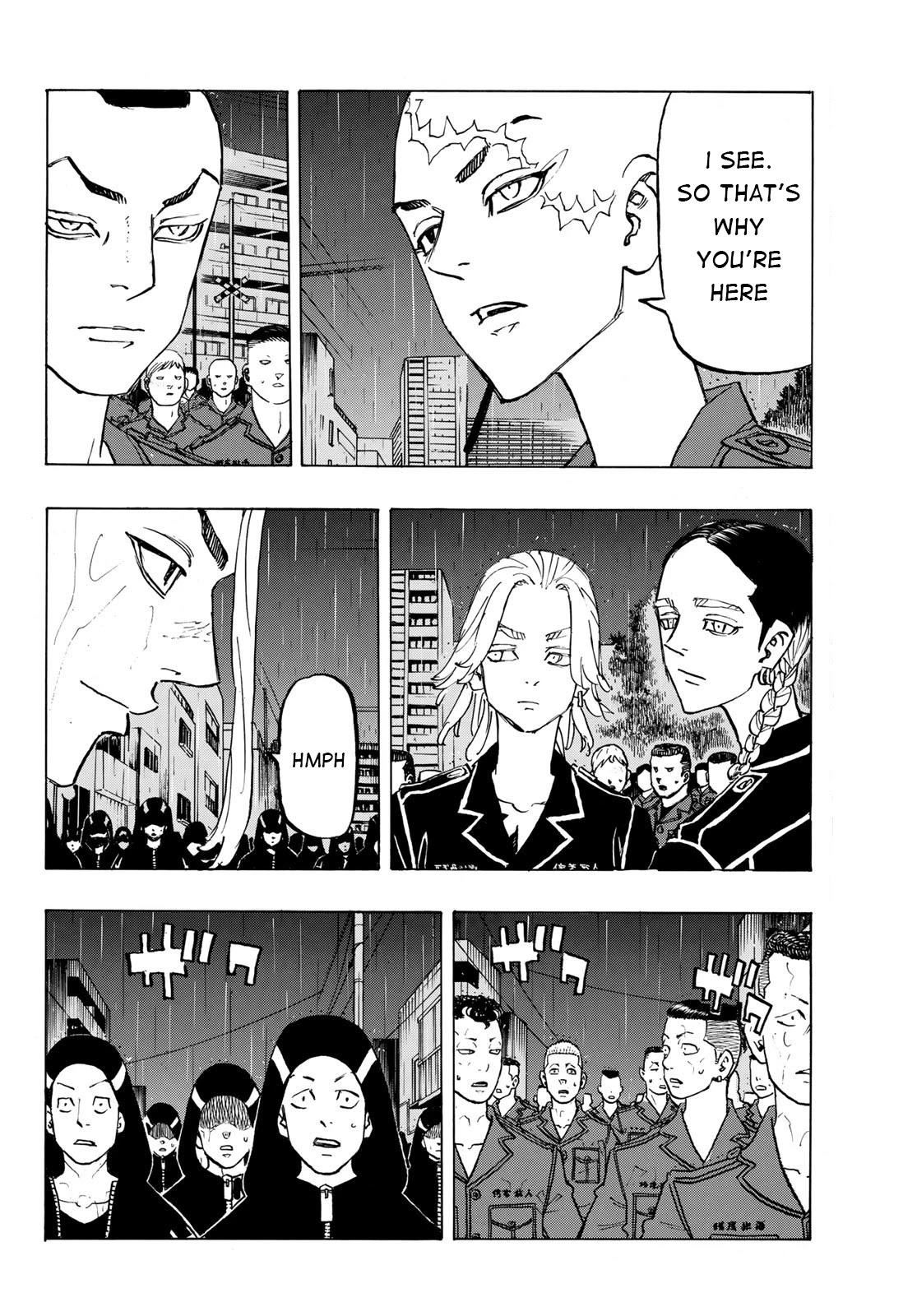 Tokyo Manji Revengers Chapter 214: The Engine Fired page 7 - Mangakakalots.com