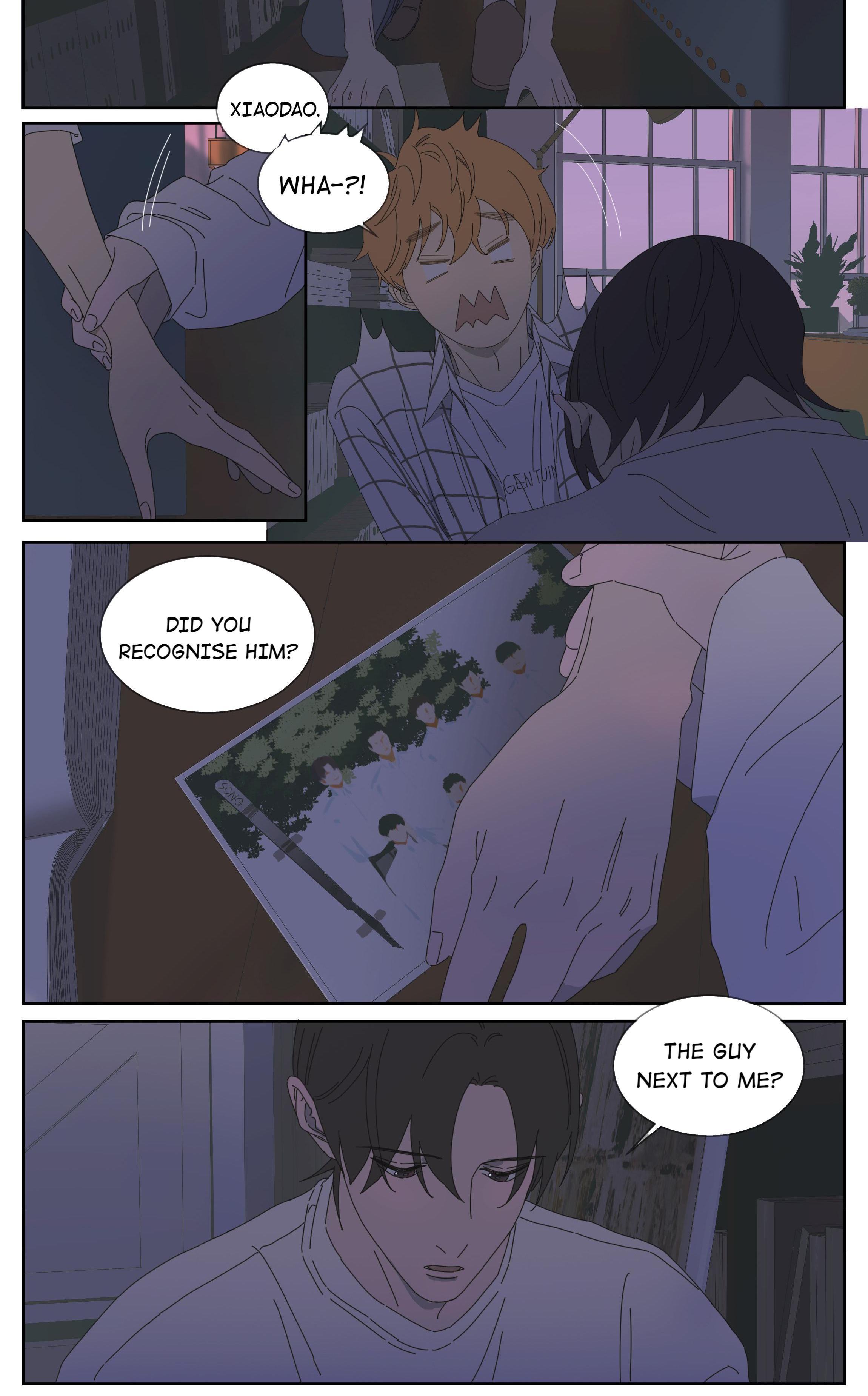 Mr. Snail Chapter 25: Do You Like Me, Maybe A Little? page 4 - Mangakakalots.com
