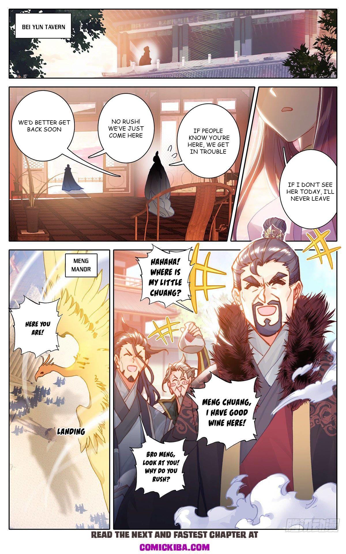 Azure Legacy Chapter 99 page 7 - Mangakakalots.com