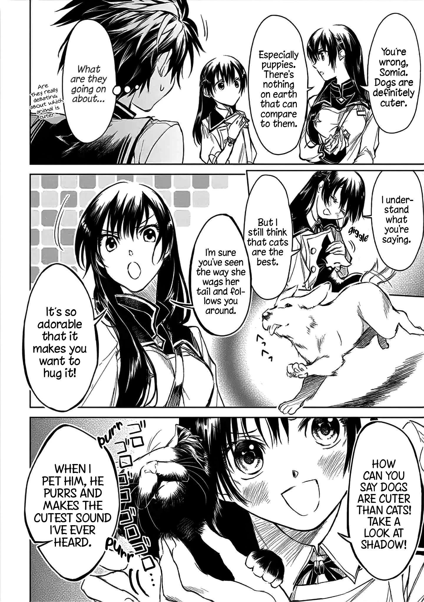 """Ryuu Kusari No Ori -Kokoro No Uchi No """"kokoro""""- Chapter 6 page 12 - Mangakakalots.com"""