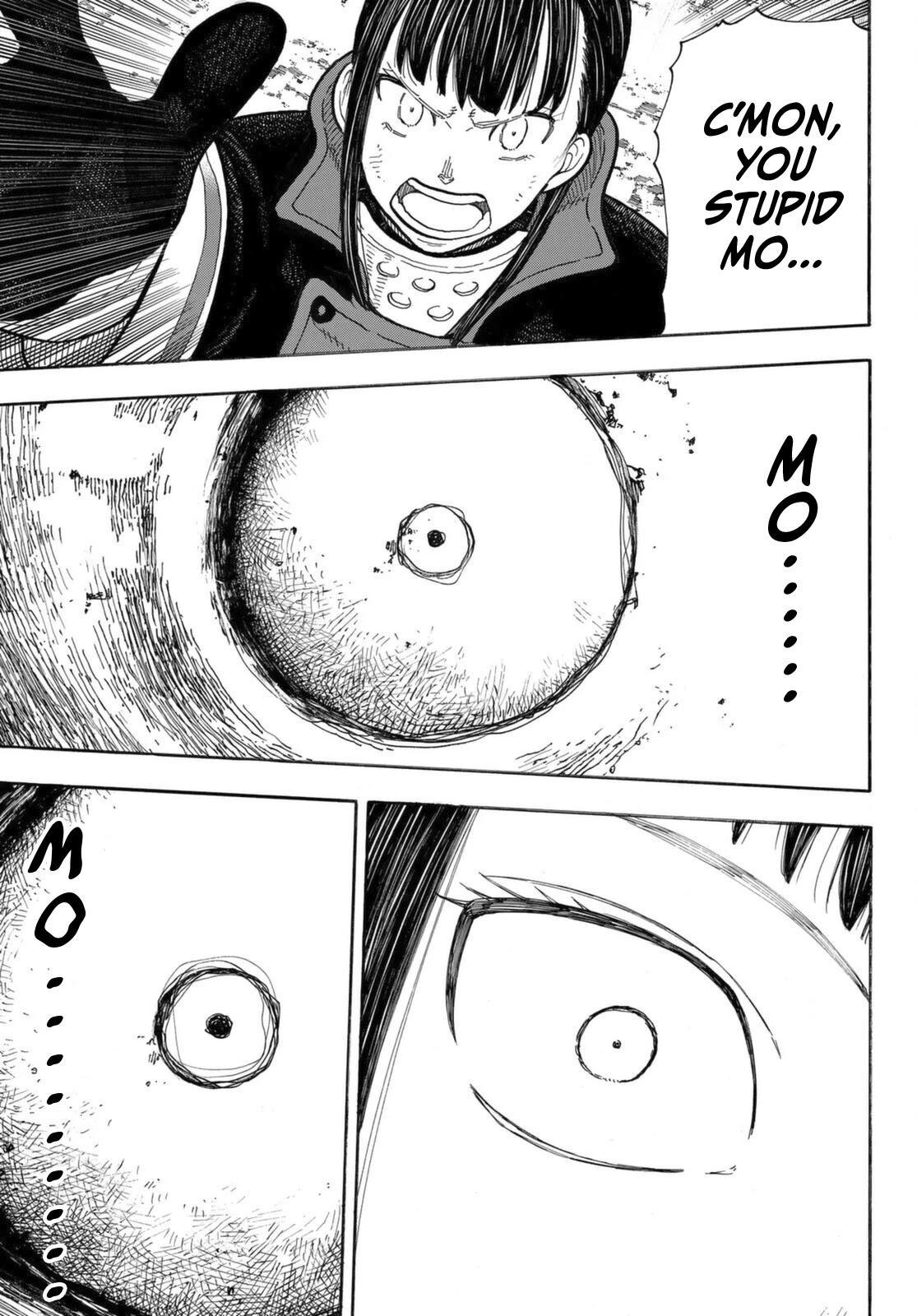 Enen No Shouboutai Chapter 273: He Is Risen page 12 - Mangakakalots.com