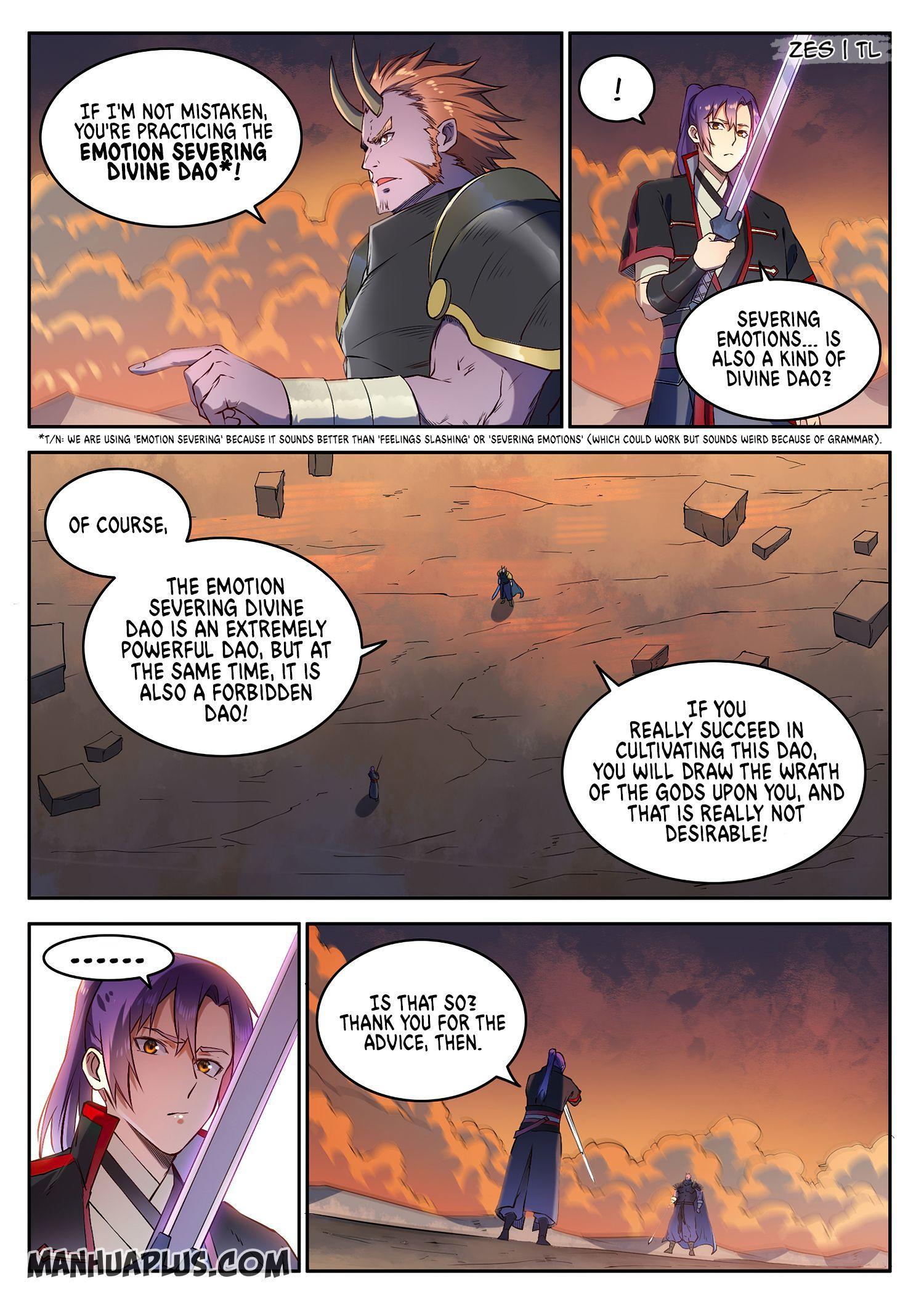 Apotheosis Chapter 635 page 15 - Mangakakalots.com