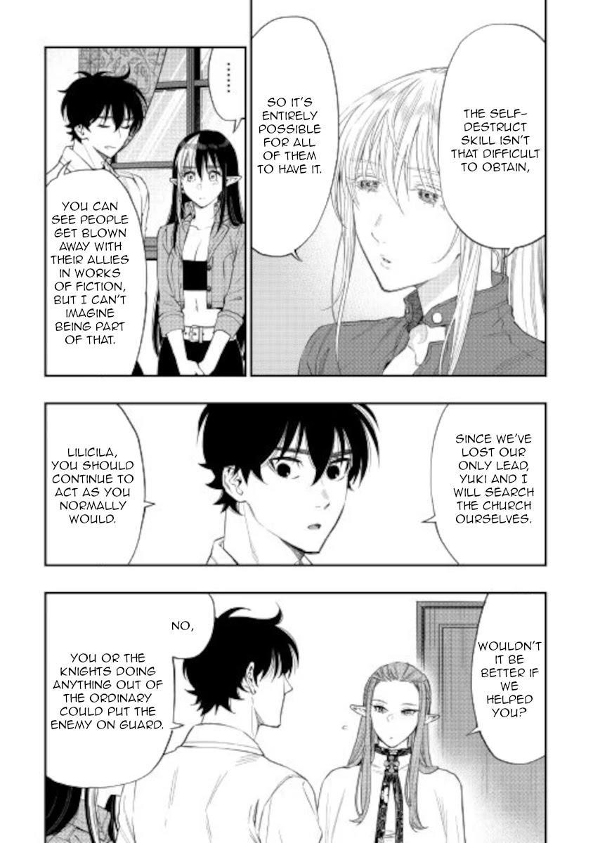The New Gate Chapter 71 page 22 - Mangakakalots.com