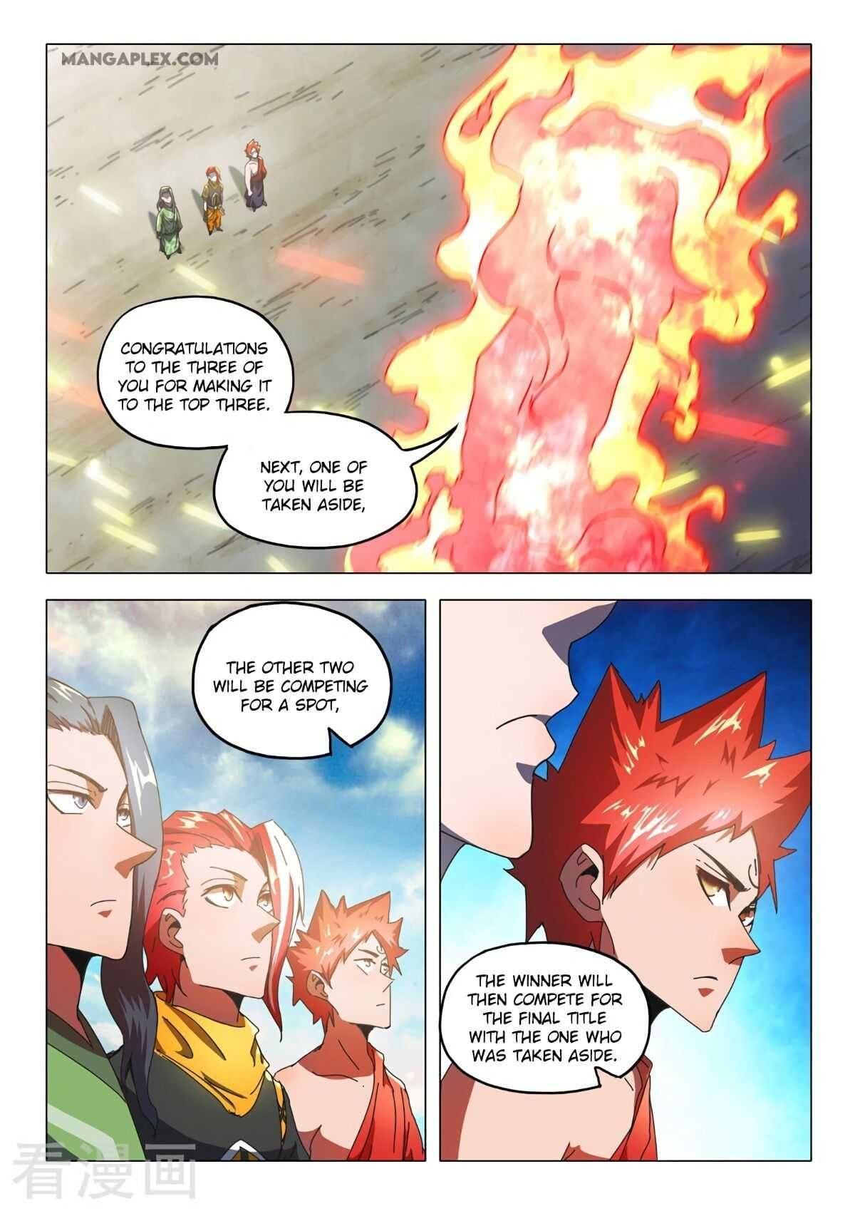 Martial Master Chapter 516 page 4 - Mangakakalots.com