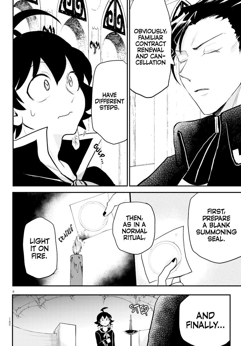 Mairimashita! Iruma-Kun Chapter 217: Naberius Kalego's 13 Hours: Part 1. page 8 - Mangakakalots.com