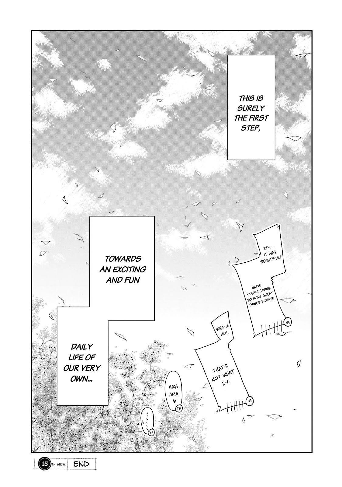 Hana Yamata Chapter 15 page 22 - Mangakakalots.com