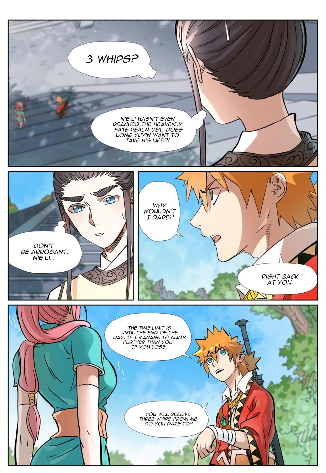 Tales Of Demons And Gods Chapter 314.1 page 2 - Mangakakalots.com