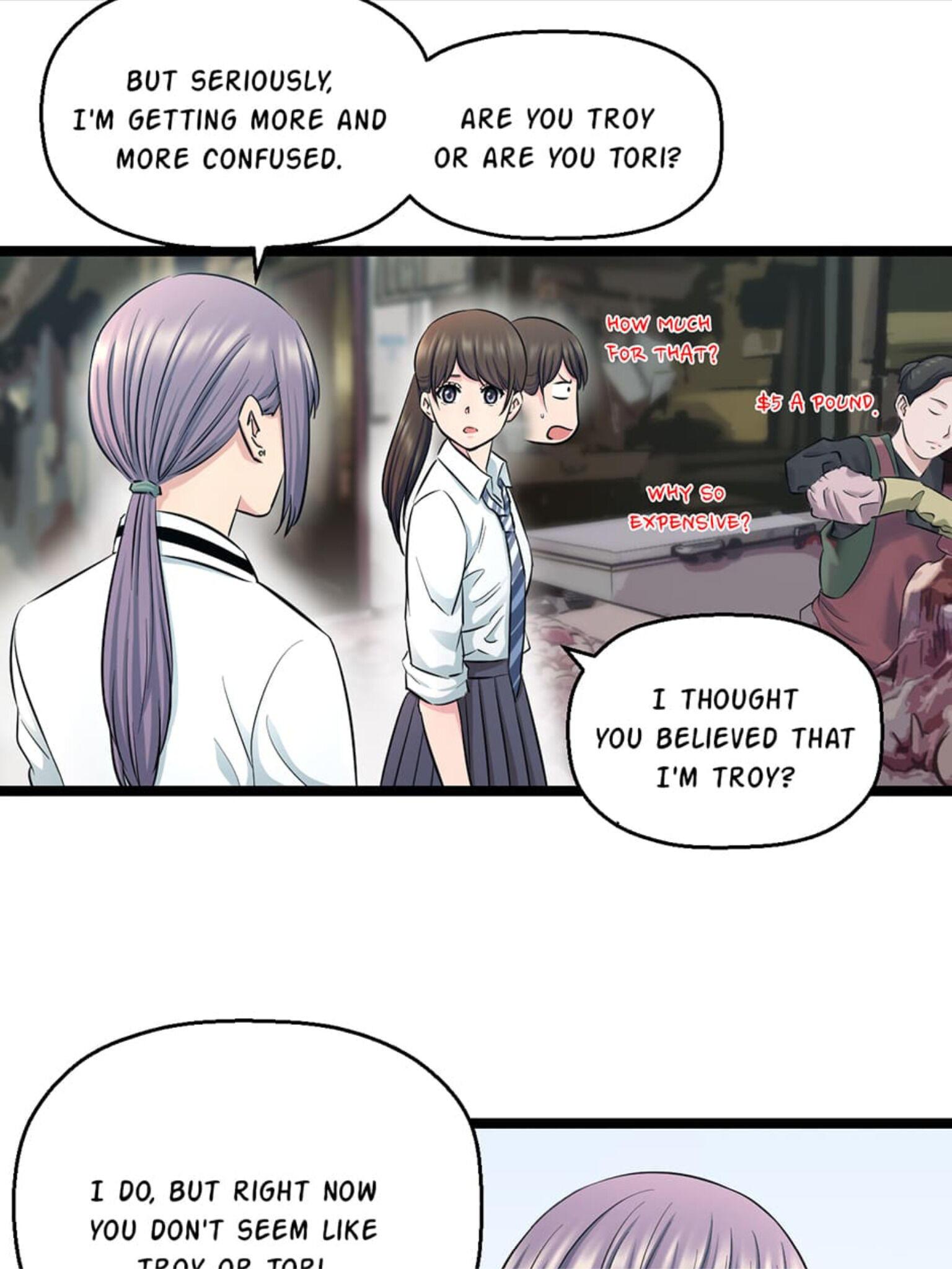 Fight Like A Girl Chapter 49 page 56 - Mangakakalots.com