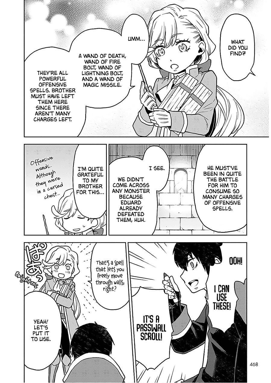 Deathbound Duke's Daughter And Seven Noblemen Chapter 5 page 6 - Mangakakalots.com