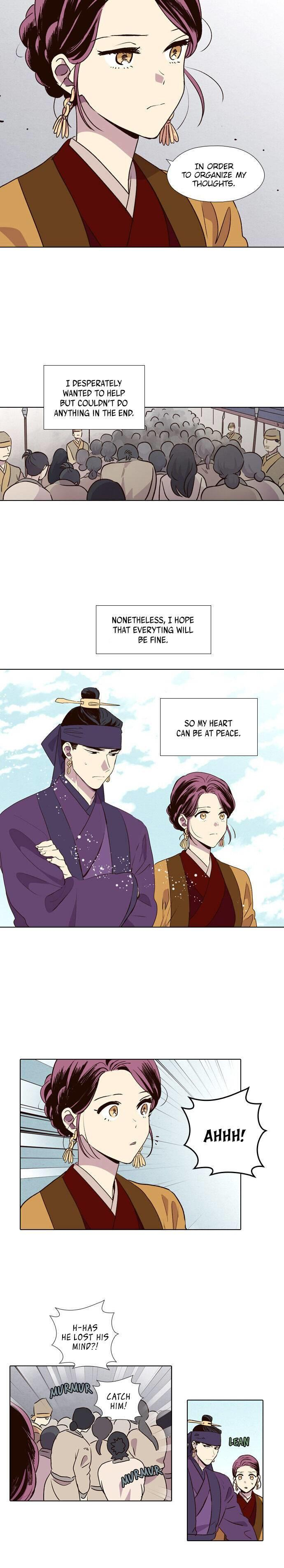 The Moon That Rises In The Day Chapter 184 page 12 - Mangakakalots.com