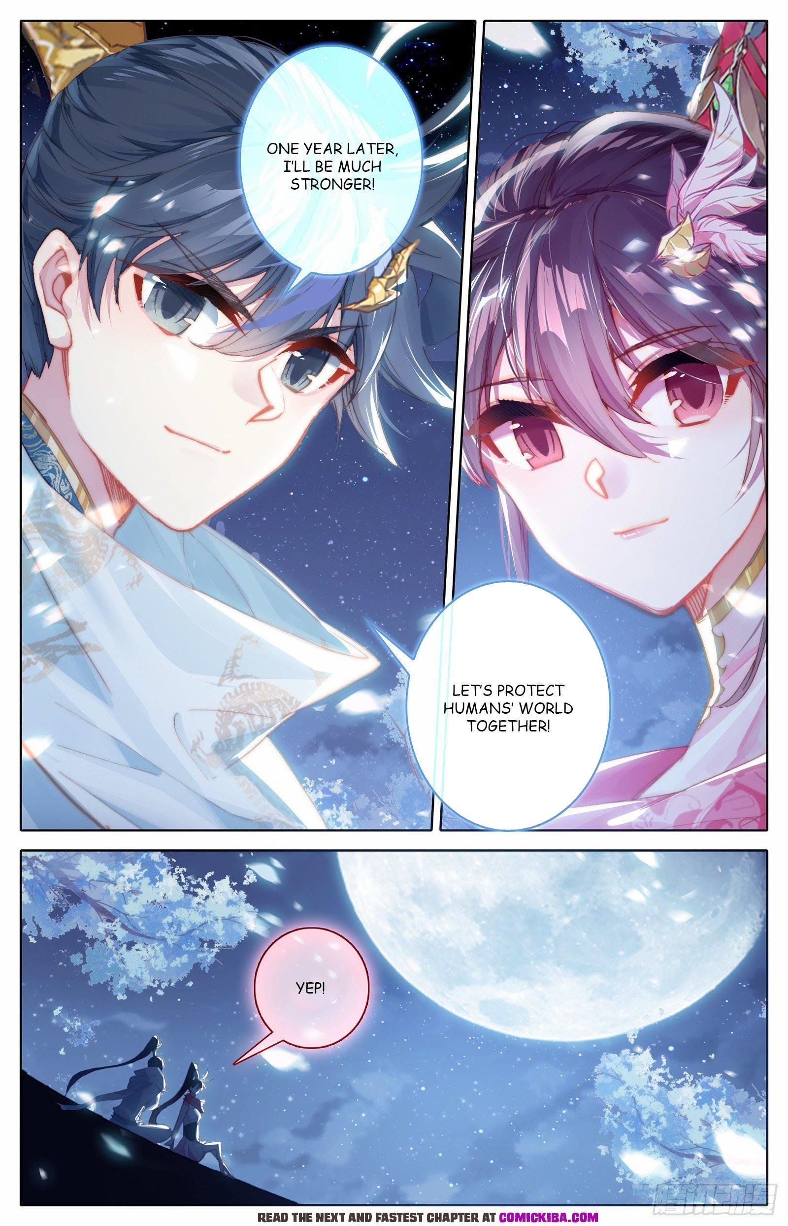 Azure Legacy Chapter 101 page 11 - Mangakakalots.com