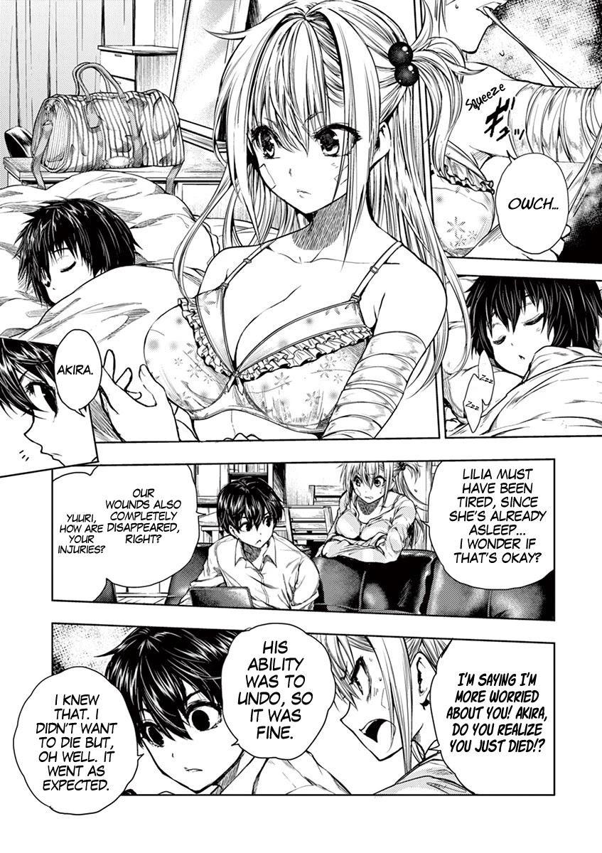 Deatte 5 Byou De Battle Chapter 72 page 22 - Mangakakalots.com