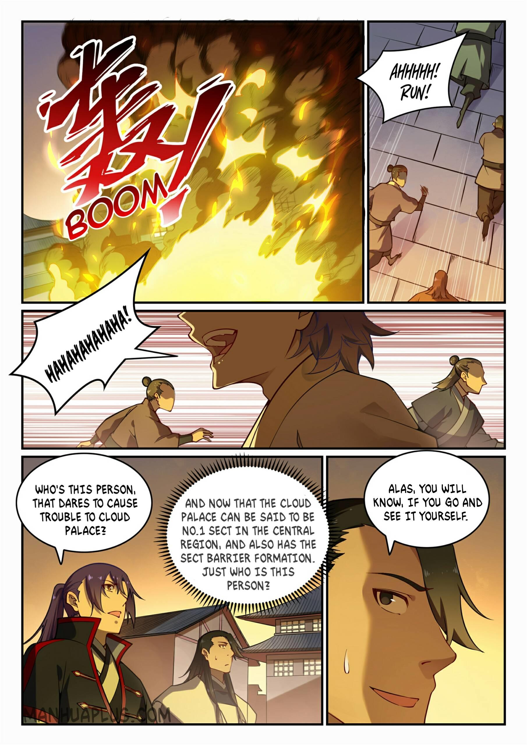 Apotheosis Chapter 710 page 6 - Mangakakalots.com