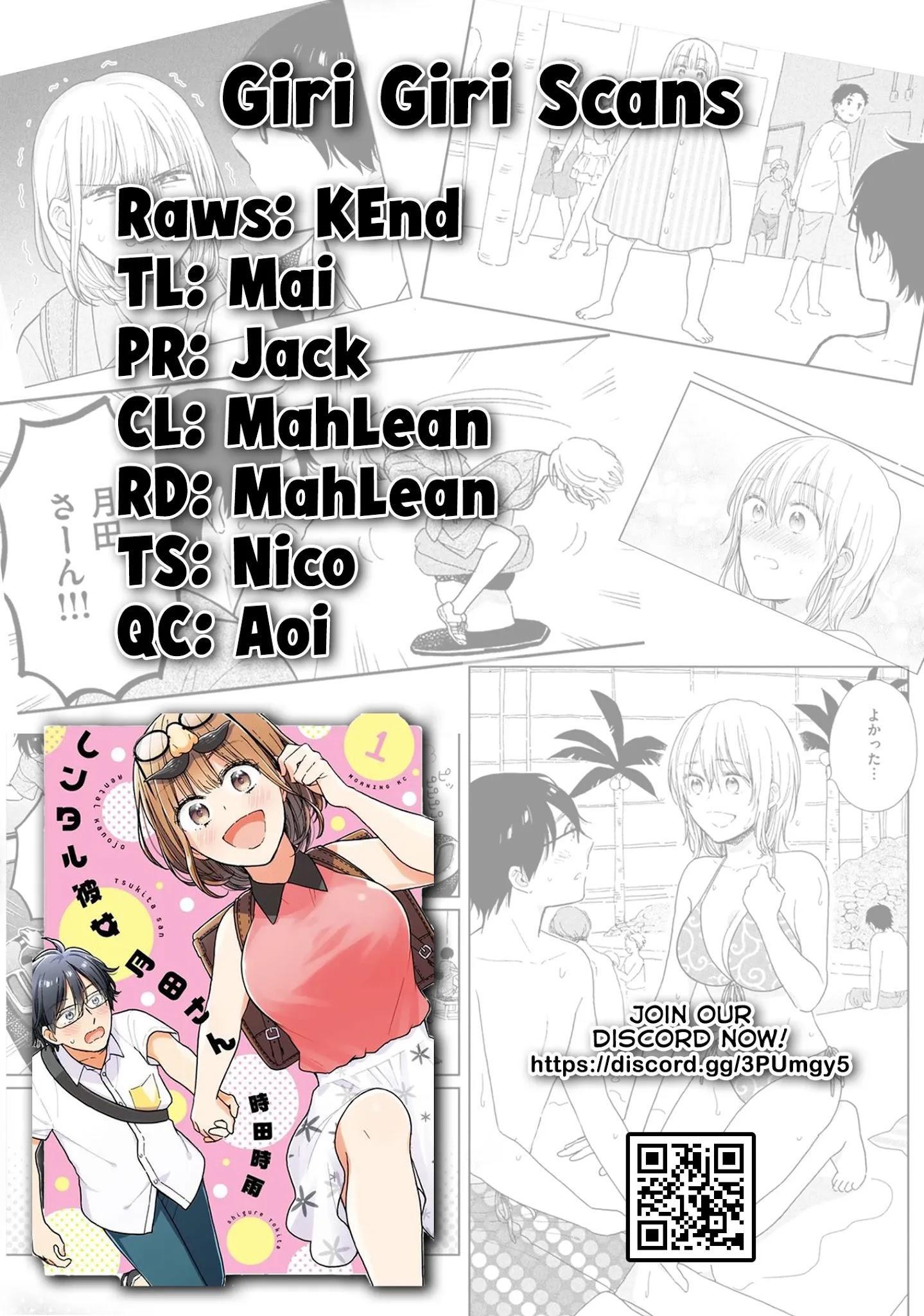 Rental Girlfriend Tsukita-San Chapter 12: 12Th Date page 20 - Mangakakalots.com