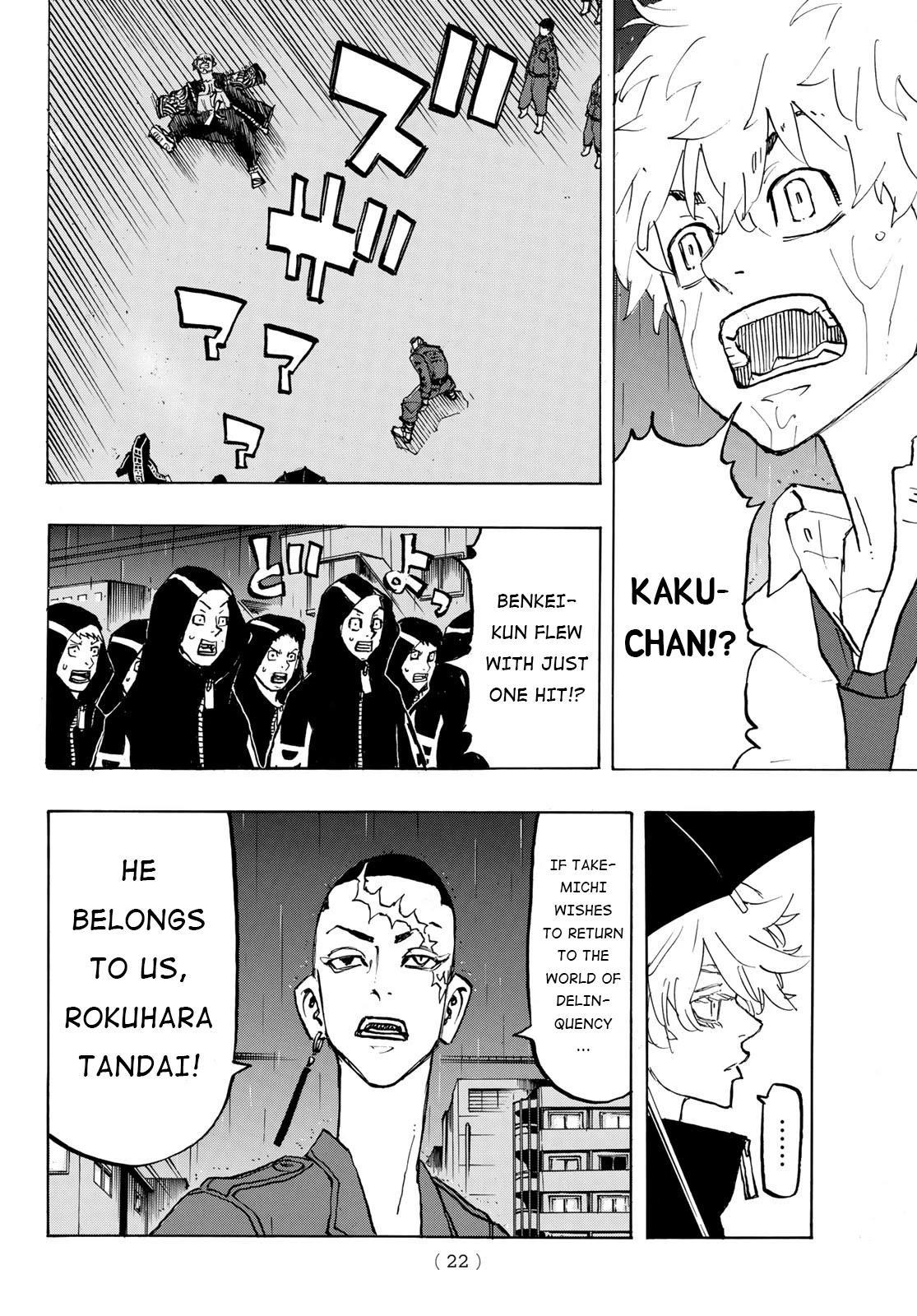 Tokyo Manji Revengers Chapter 213: Living Legends page 14 - Mangakakalots.com