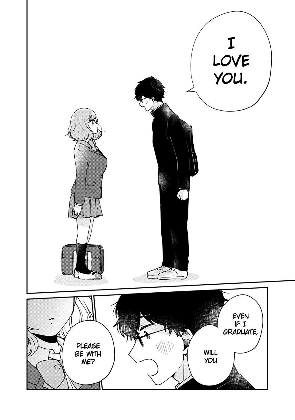 It's Not Meguro-San's First Time Chapter 47: Of Course page 15 - Mangakakalots.com