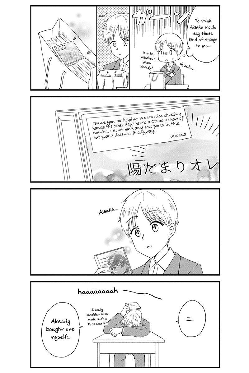 Kimoota, Idol Yarutteyo Vol.3 Chapter 41: Disgusting Otaku Can't Trust People Anymore page 9 - Mangakakalots.com