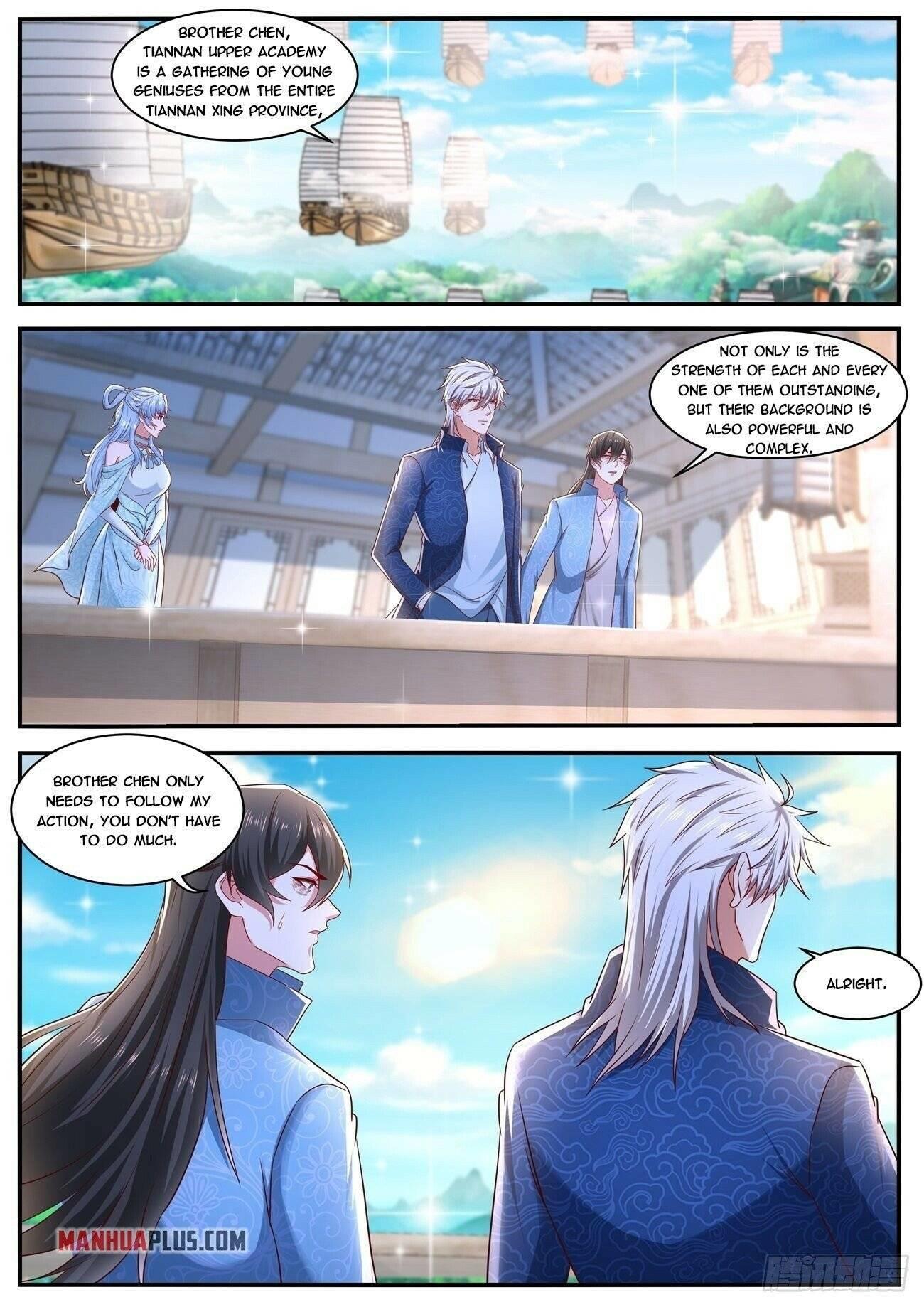 Rebirth Of The Urban Immortal Cultivator Chapter 656 page 6 - Mangakakalot
