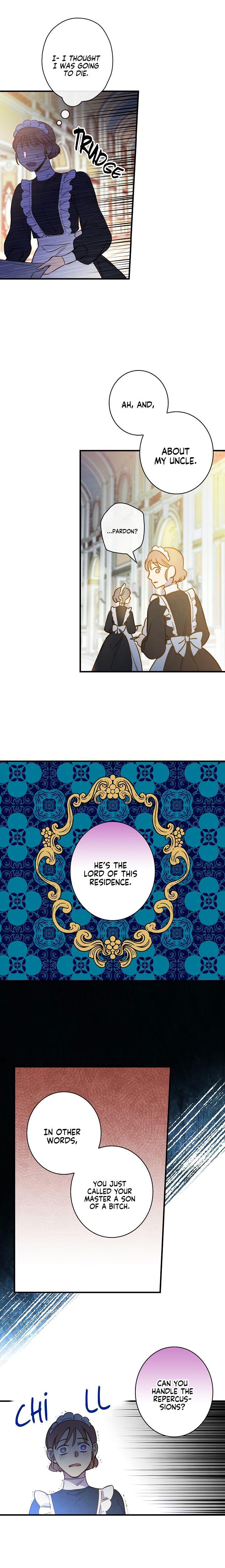 Shadow Queen Chapter 23 page 9 - Mangakakalots.com