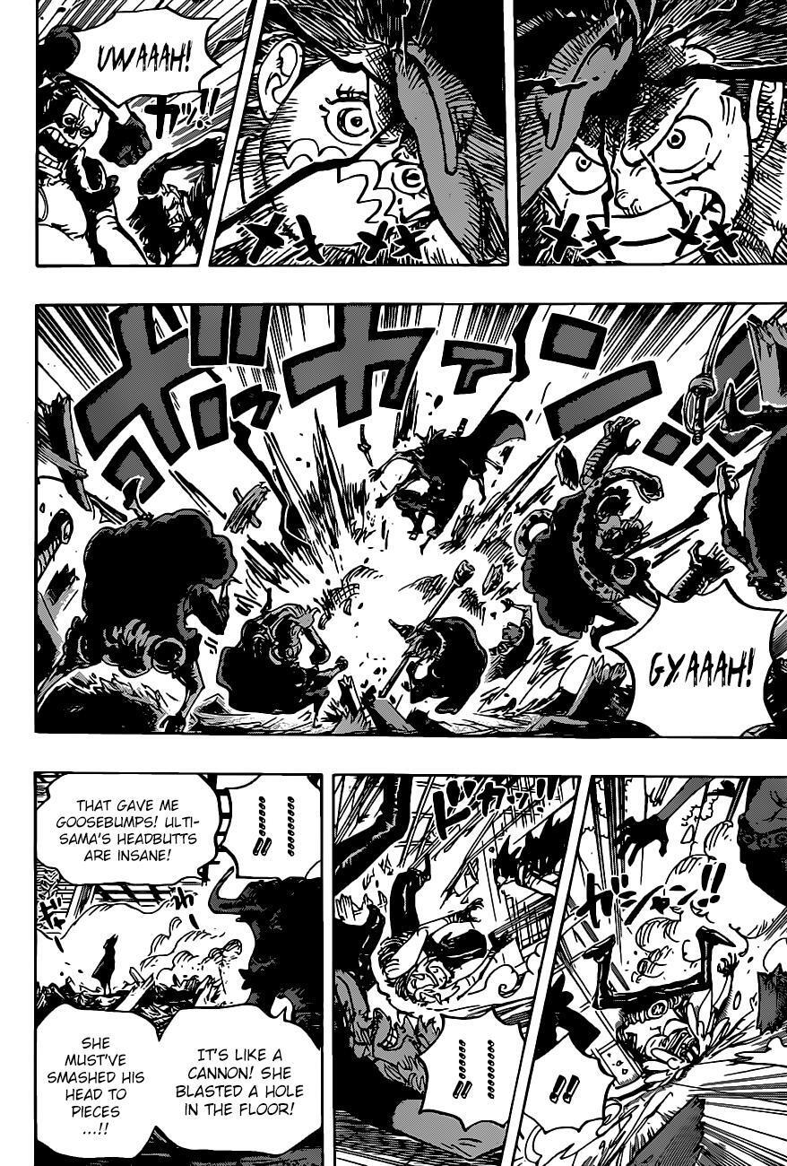 One Piece Chapter 983 page 10 - Mangakakalots.com