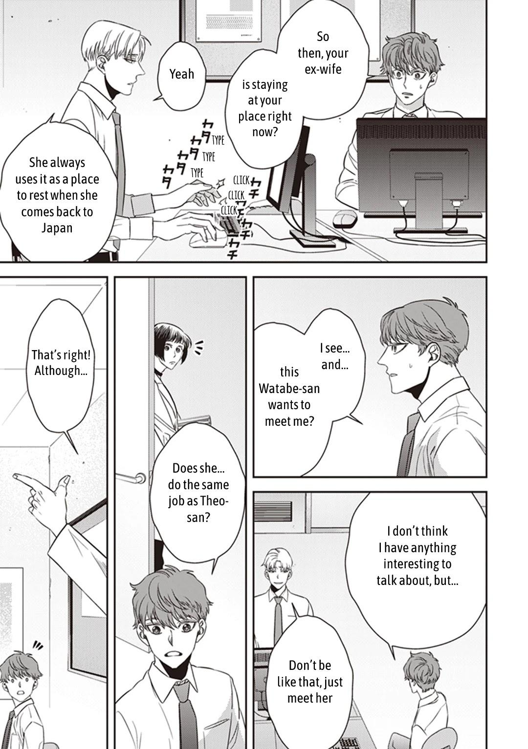 Midnight Occult Civil Servants Chapter 42: The Water God's Son-In-Law (Part 1) page 9 - Mangakakalots.com