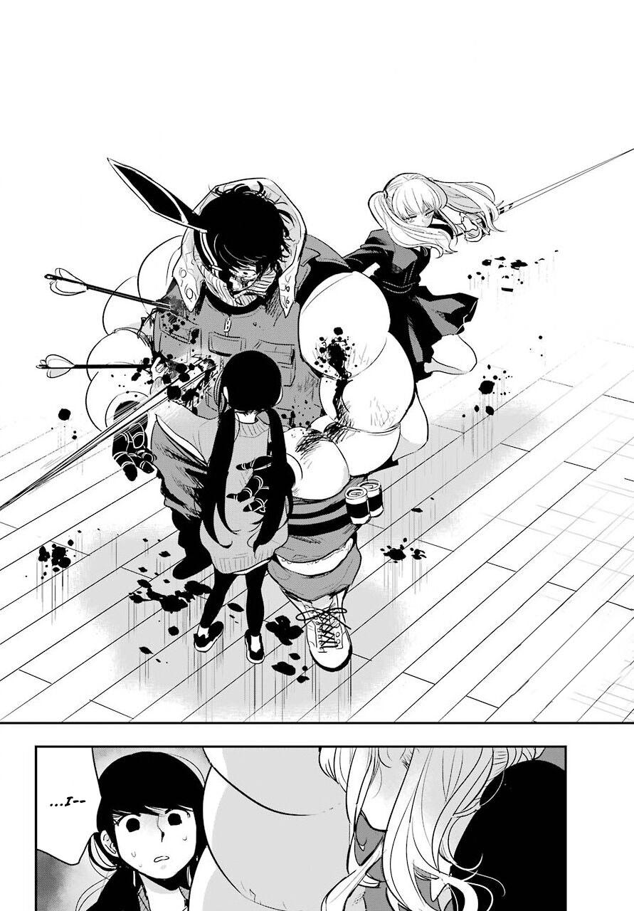 Monstaboo Chapter 11: The Girl And The Secret Of Her Disappointed Love page 34 - Mangakakalots.com