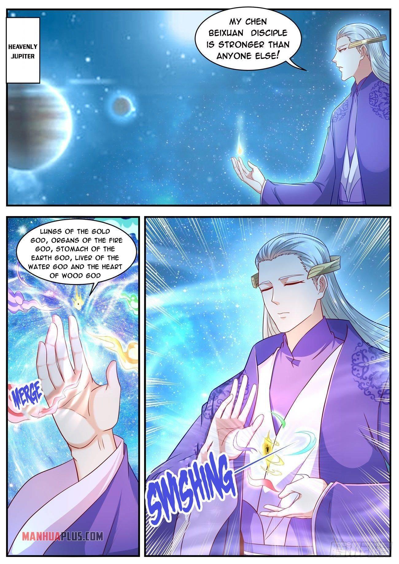 Rebirth Of The Urban Immortal Cultivator Chapter 623 page 9 - Mangakakalots.com