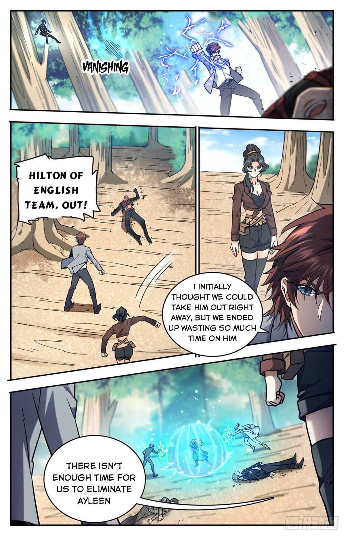Versatile Mage Chapter 731 page 7 - Mangakakalots.com