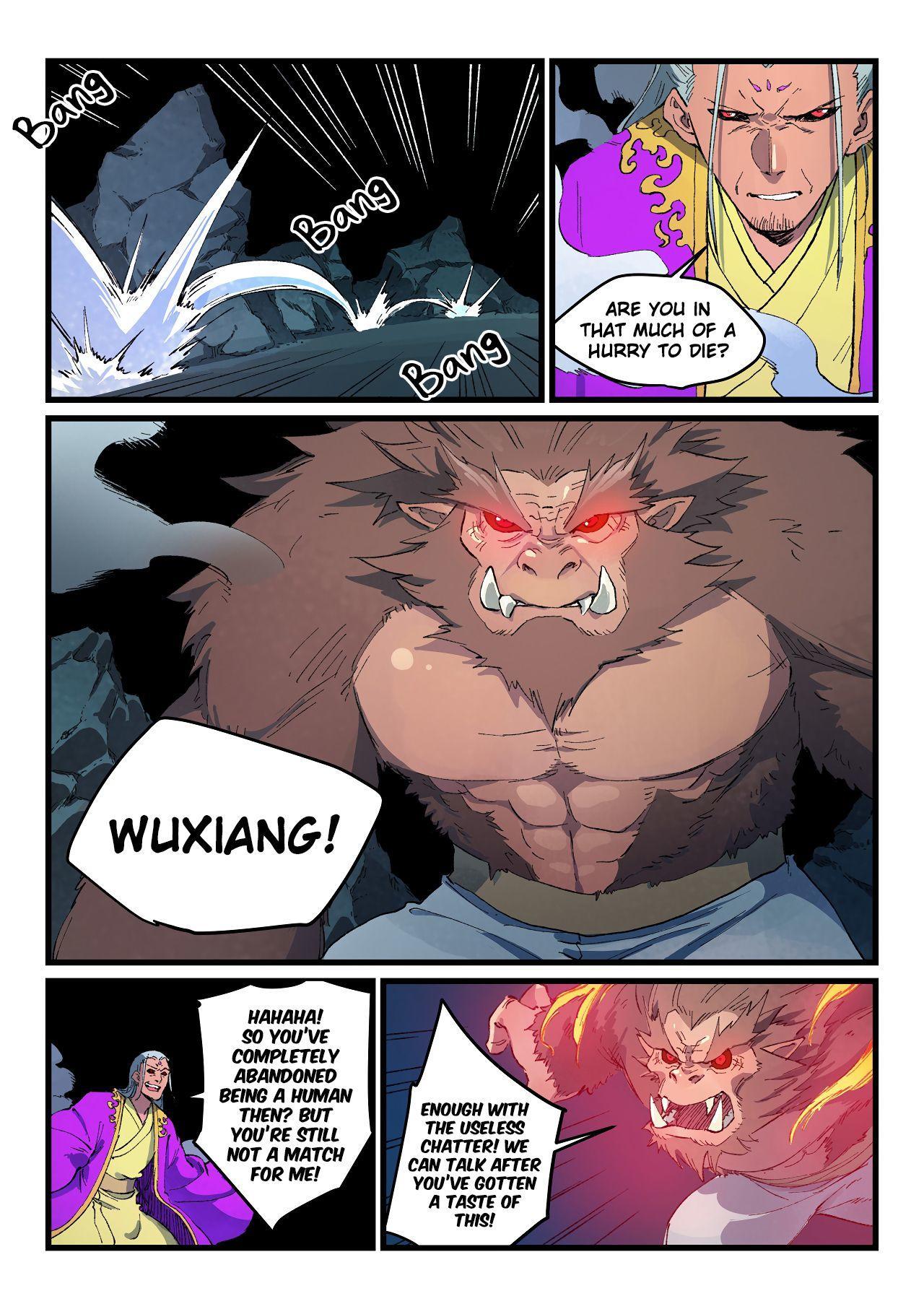 Star Martial God Technique Chapter 423 page 6 - Mangakakalots.com