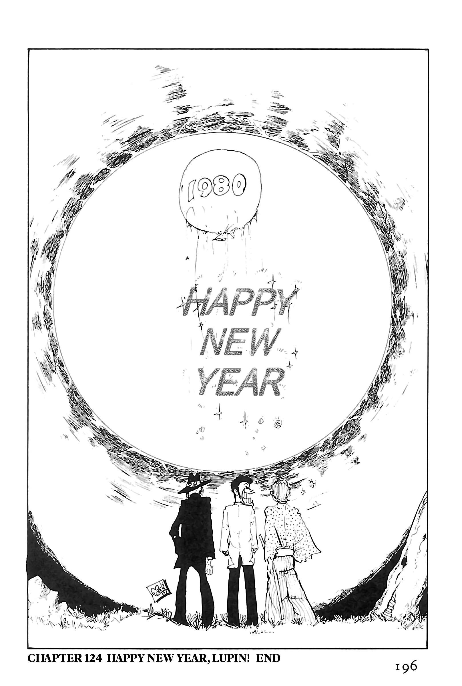 Lupin Iii: World'S Most Wanted Vol.11 Chapter 124: Happy New Year, Lupin! page 18 - Mangakakalots.com
