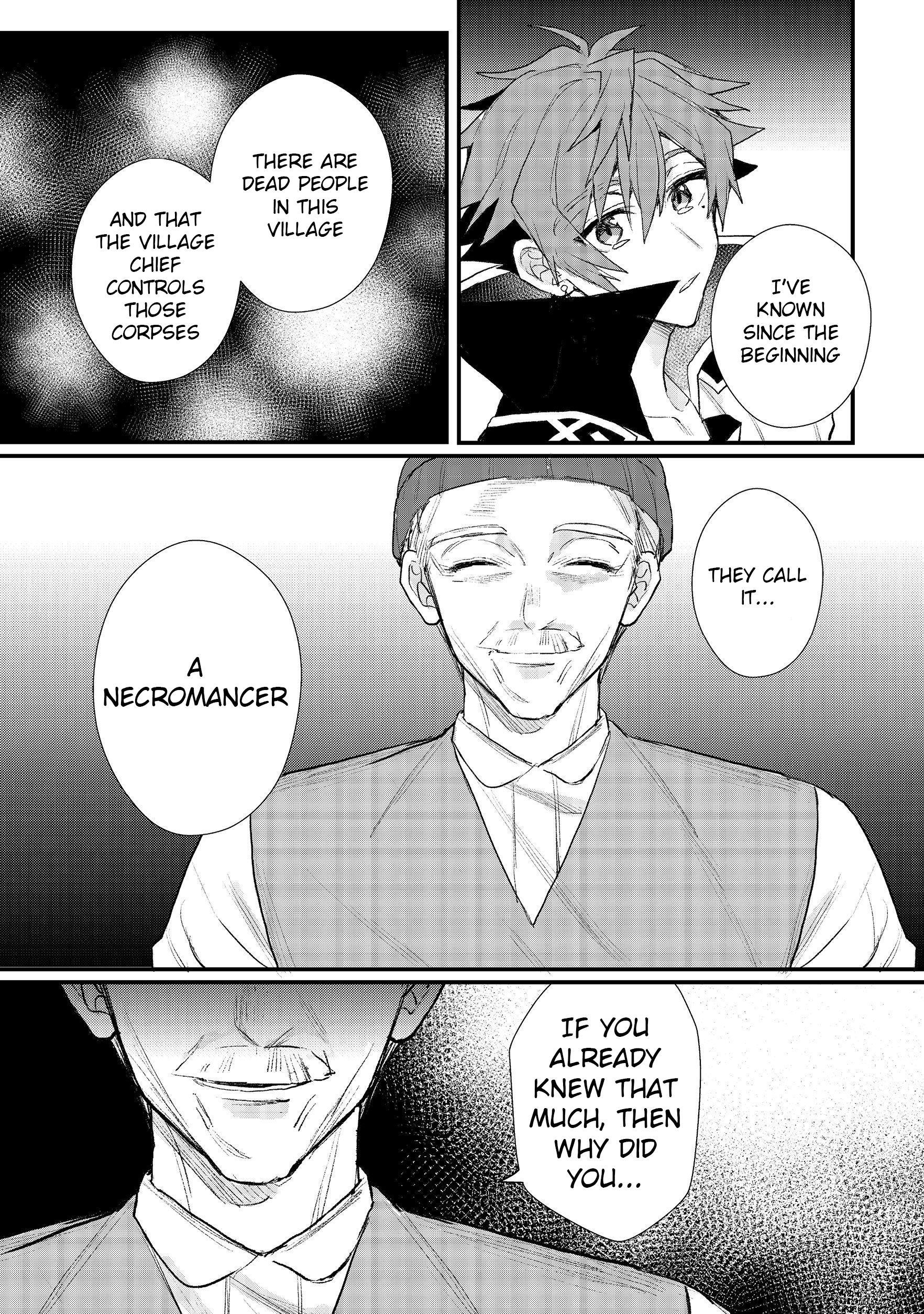 Dekisokonai To Yobareta Moto Eiyuu Wa, Jikka Kara Tsuihousareta No De Suki Katte Ni Ikiru Koto Ni Shita Chapter 13.1 page 5 - Mangakakalots.com