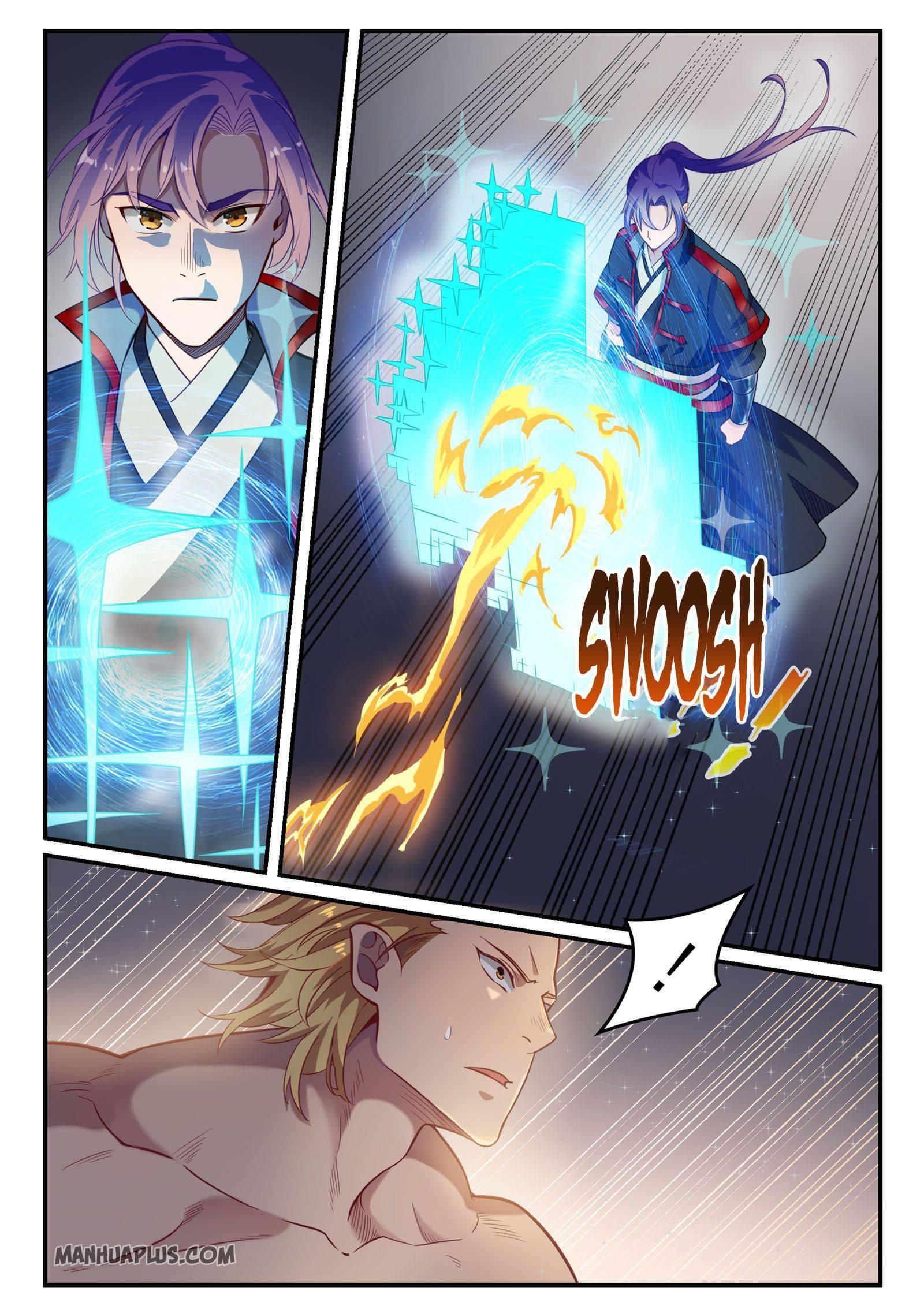 Apotheosis Chapter 748 page 4 - Mangakakalots.com