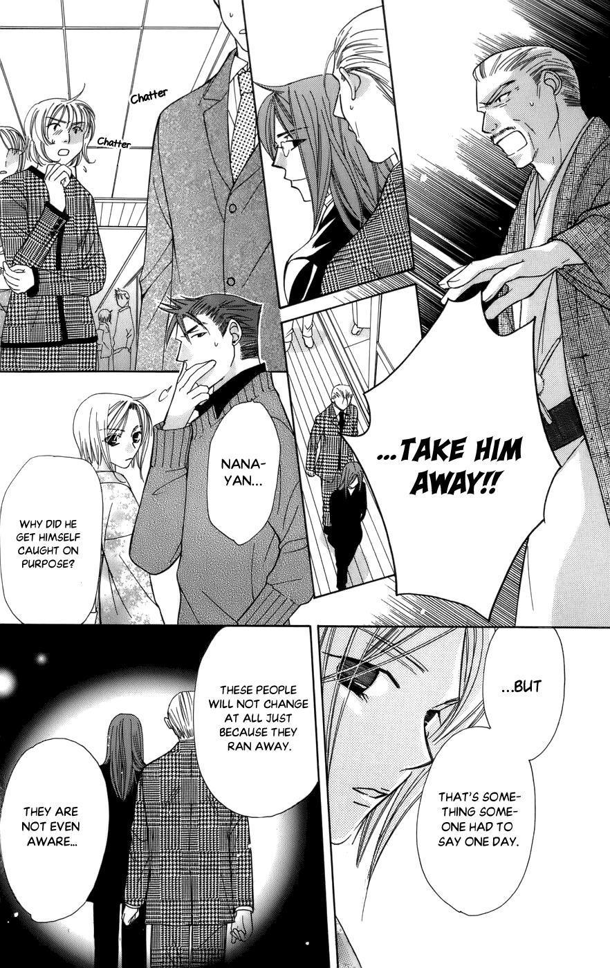 Platinum Garden Chapter 60 page 36 - Mangakakalots.com