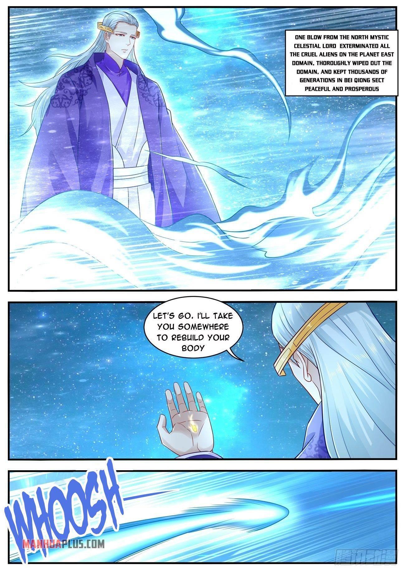 Rebirth Of The Urban Immortal Cultivator Chapter 623 page 8 - Mangakakalots.com