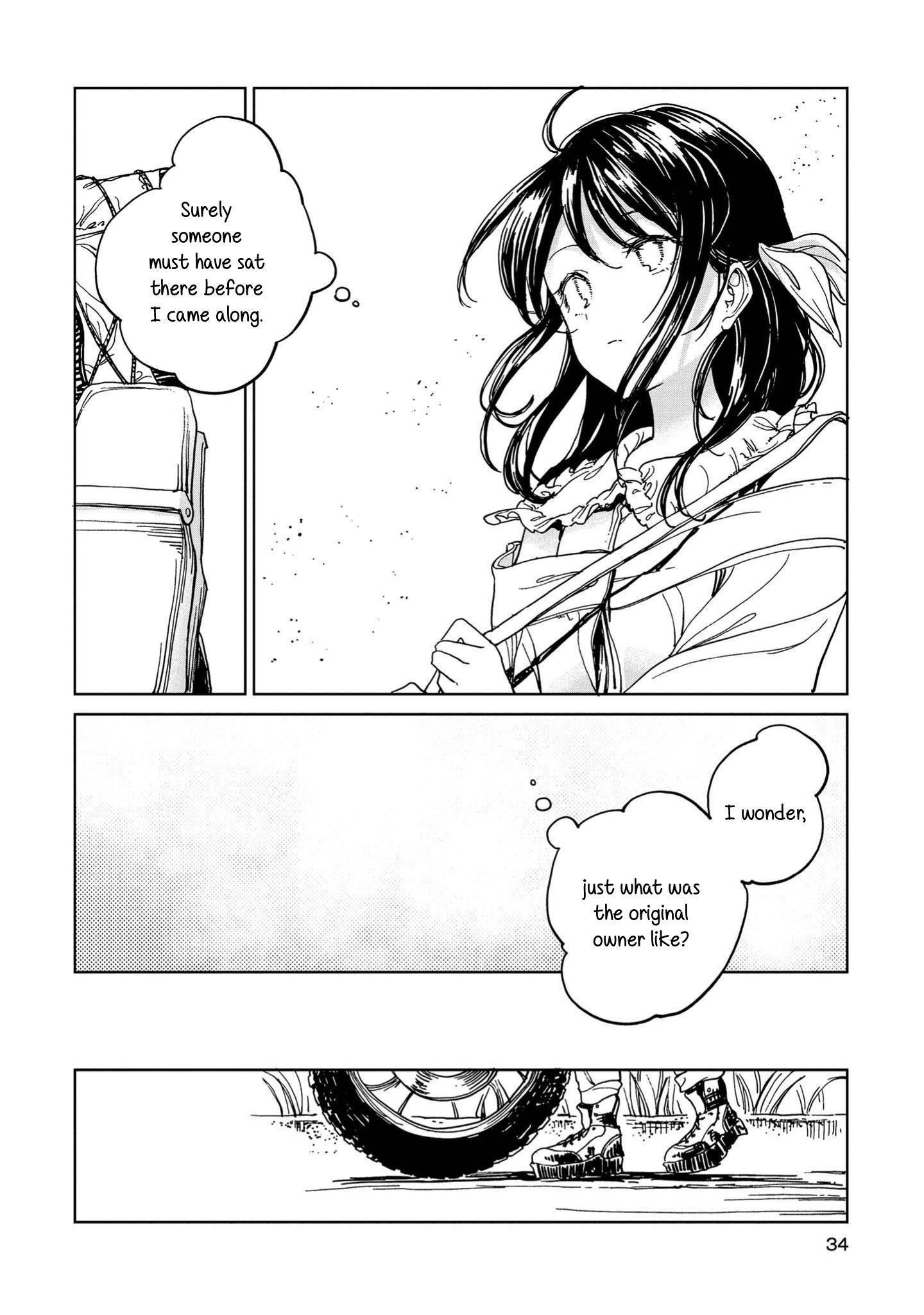 Good-Bye Dystopia Chapter 5: Look Both Ways, Always page 30 - Mangakakalots.com