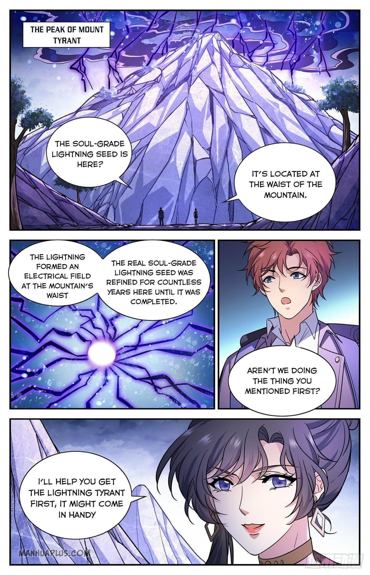 Versatile Mage Chapter 673 page 11 - Mangakakalots.com