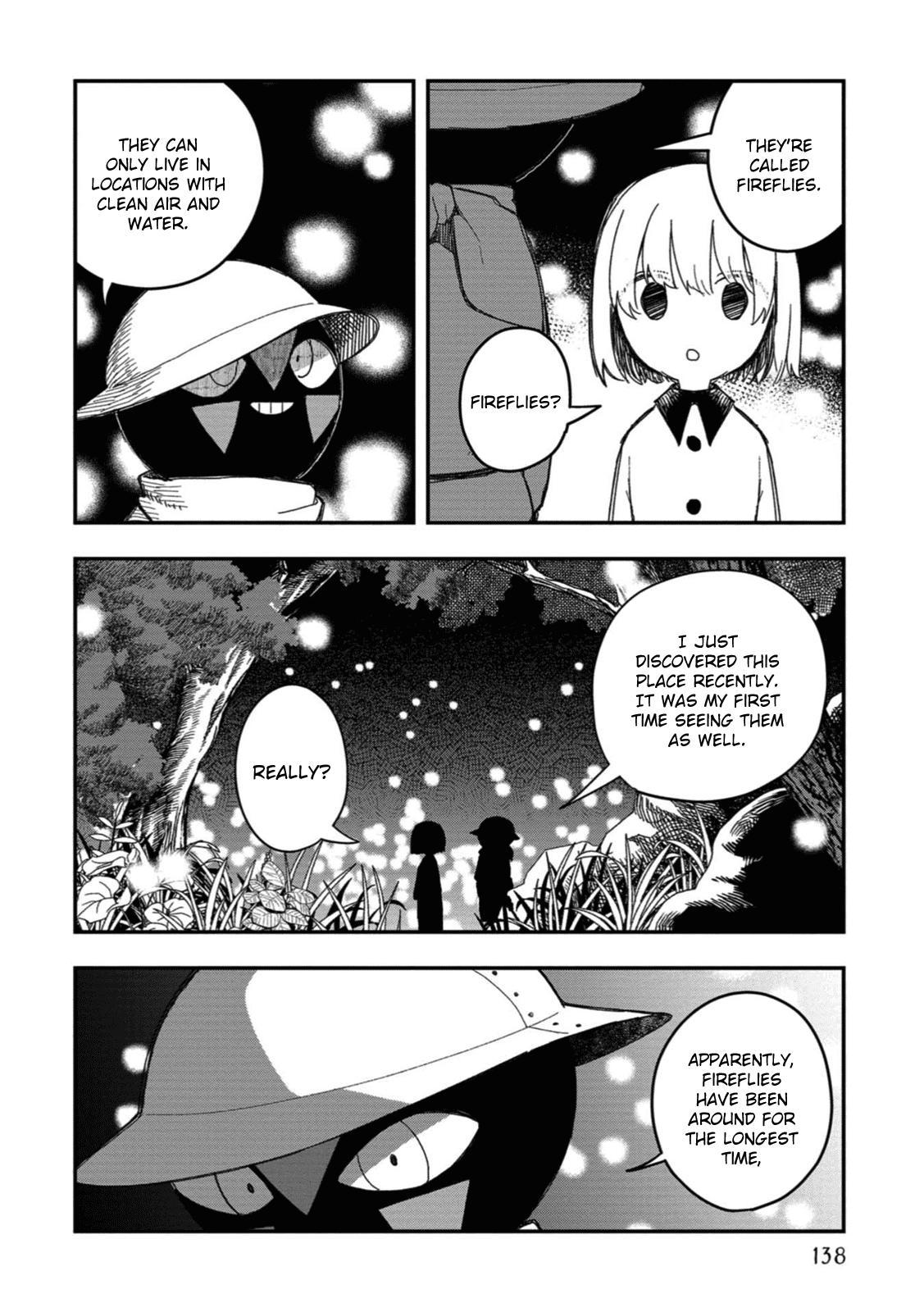 Rojica To Rakkasei Chapter 24: Among The Fireflies page 25 - Mangakakalots.com