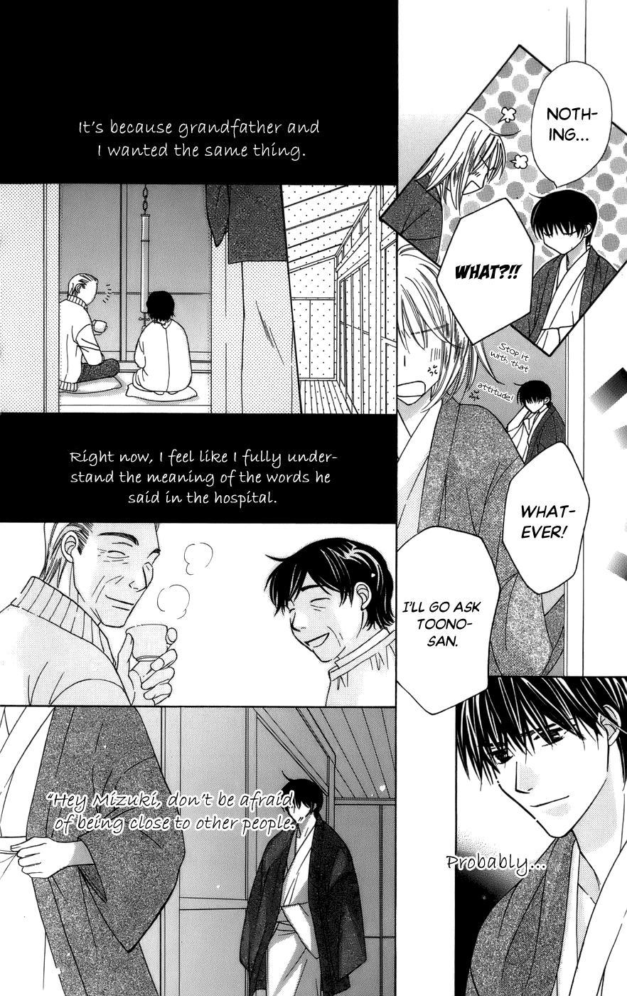 Platinum Garden Chapter 60 page 28 - Mangakakalots.com