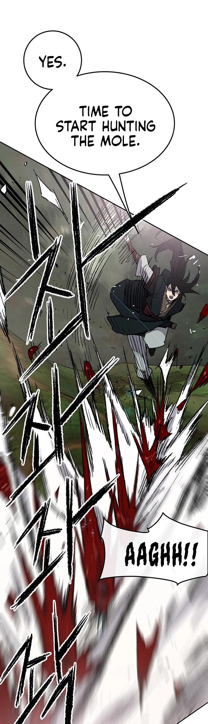The Undefeatable Swordsman Chapter 74 page 23 - Mangakakalots.com