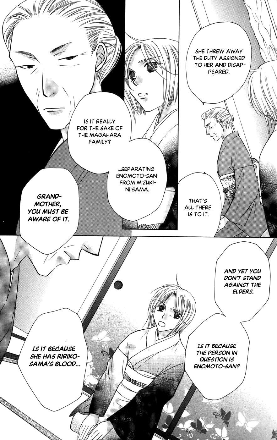 Platinum Garden Chapter 61 page 34 - Mangakakalots.com