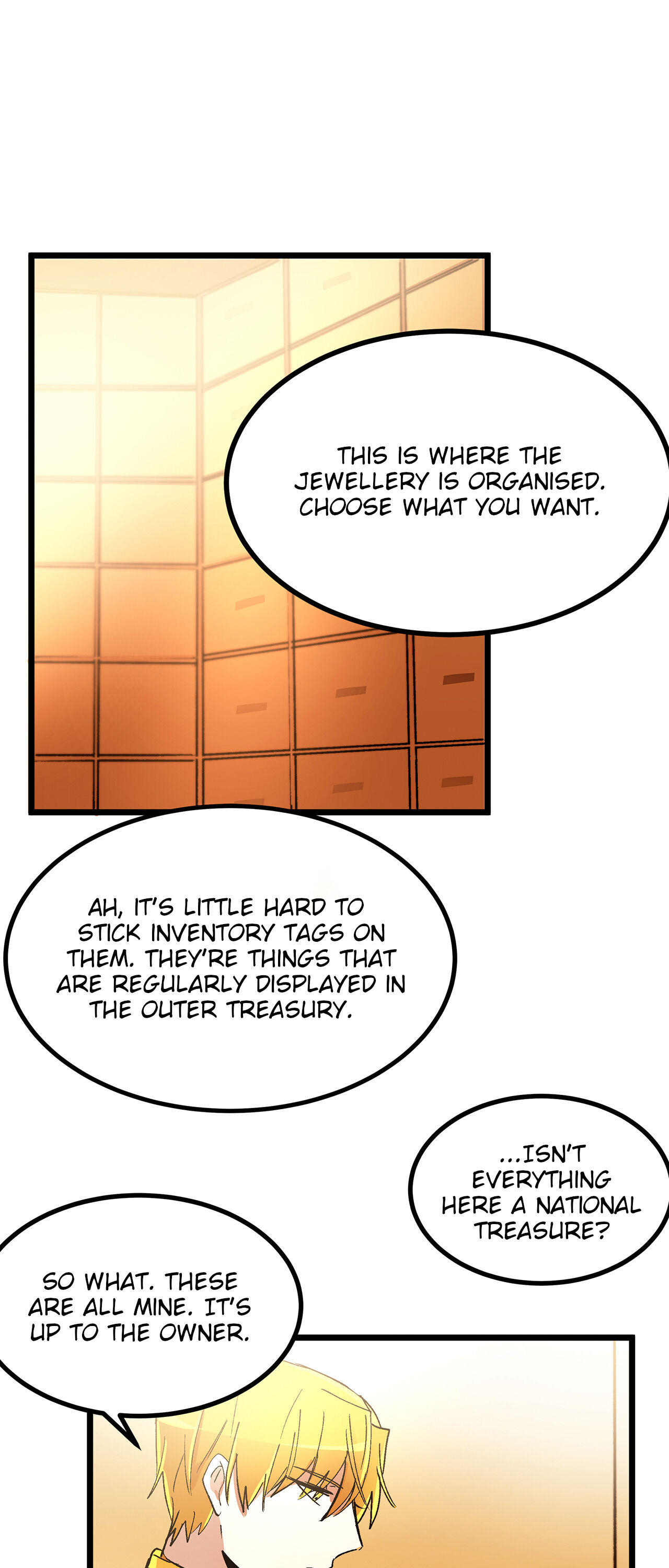 Living As The Emperor's Fiancé Chapter 34 page 13 - Mangakakalots.com