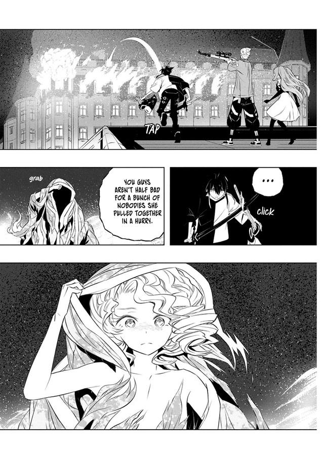 Our War That Ends The World, Or Perhaps The Crusade That Starts It Anew Chapter 37 page 22 - Mangakakalots.com
